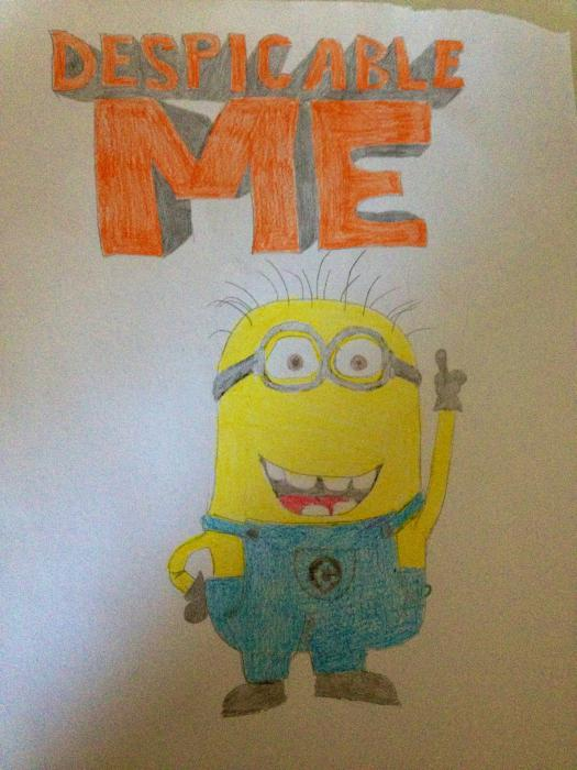 Minions by Margalith